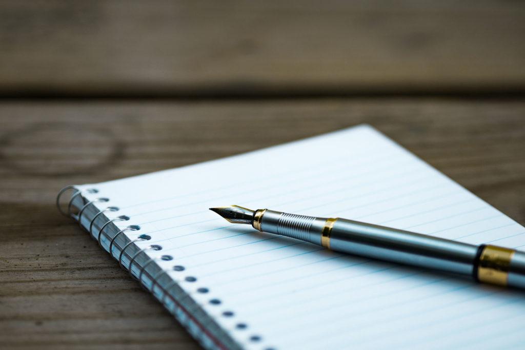 Escritura como historia