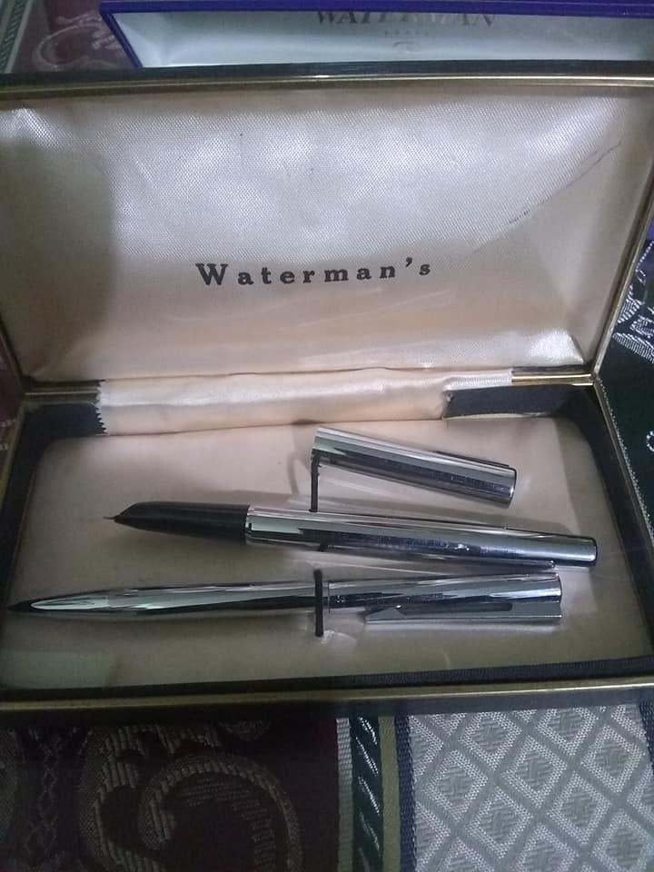 El Segundo Fabricante de Plumas Waterman