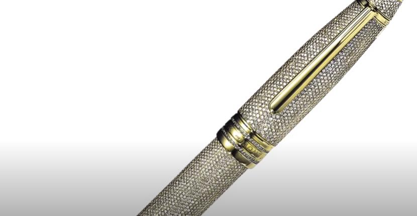 La Solitarie Royal, la pluma más cara de la historia