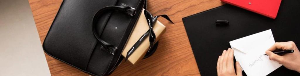 La marca MontBlanc te permite hacer un regalo inolvidable